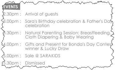 sarakids-event