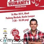 Walkathon 2014 Bersama Kevin Zahri! #walk4humanity