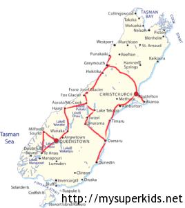 KEMBARA NEW ZEALAND