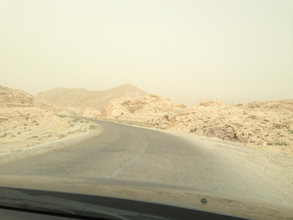 jalan jordan