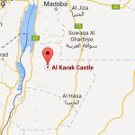 MAP KARAK CASTLE