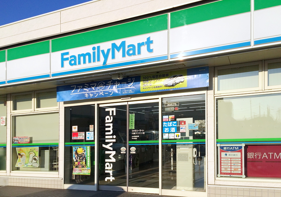FAMILY MART TOKYO